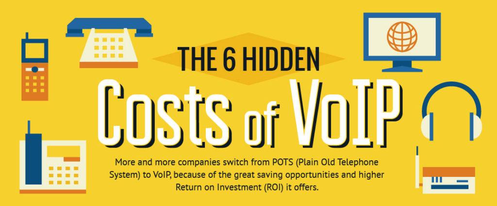 6 Hidden Costs of VoIP