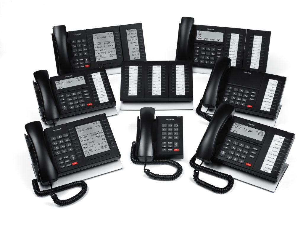 Toshiba phone system - Hampton Roads